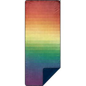 Rumpl Shammy Towel, rainbow fade